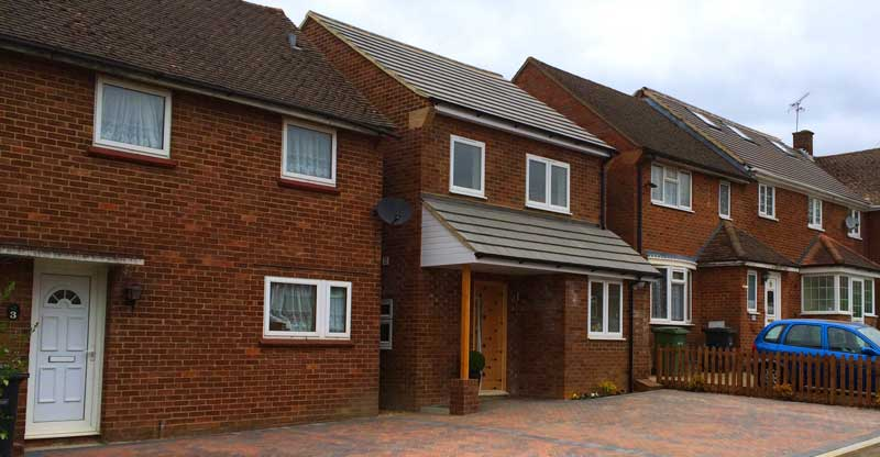 new build home st albans