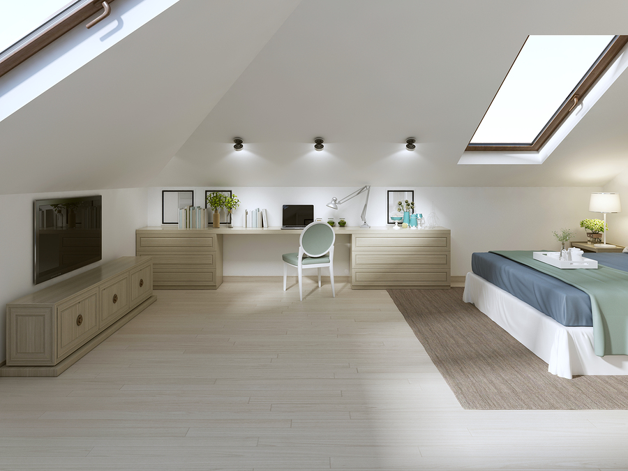 master bedroom loft conversion